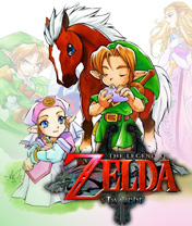 Легенда Зелды (The Legend Of Zelda Mobile)