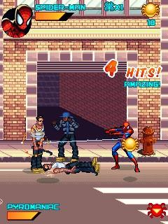 Человек-паук: Кислотный город (Spider-man: Toxic City)