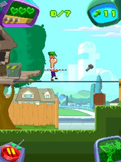 Финес и Ферб (Phineas and Ferb)