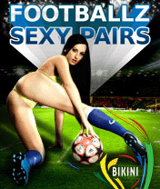 Сексуальные Пары в Футболе (Footballz Sexy Pairs Bikini)