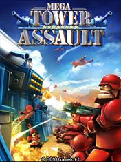 Mega Tower Assault иконка