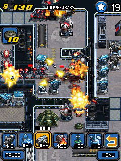 ���� ����� ����� (Mega Tower Assault)