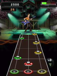 ����� ������ 5 (Guitar Hero 5 Mobile)