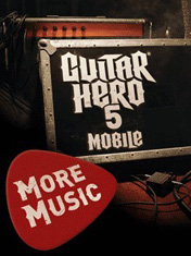 ����� ������ 5: ������ ������ (Guitar Hero 5 Mobile: More Music)