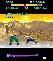 ������� ����: ����� ����� (Street Fighter: Alpha Warriors' Dreams)