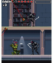 ��������� ������: ���� ������� (TMNT: The Power of Four)