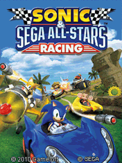 Sonic and Sega: All-Stars Racing