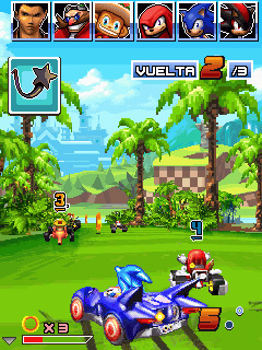 Sonic and Sega: All-Stars Racing