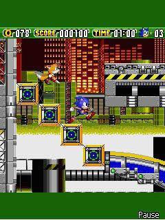 Sonic 2: Dash