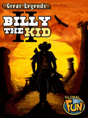 ������� �������: ����� ����� 2 (Great Legends: Billy The Kid II)