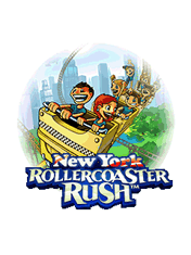 ������������ �����: ��� ���� (Rollercoaster Rush: New York)