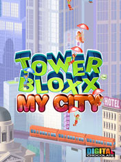 ������������ �����: ��� ����� (Tower Bloxx: My City)