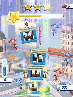 Строительные блоки: Мой город (Tower Bloxx: My City)