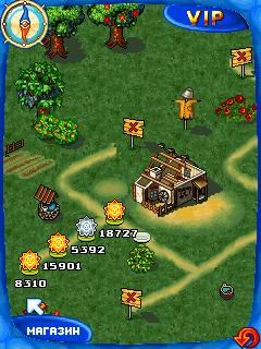 Веселая Ферма (Farm Frenzy)