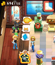 ����� ����� (Pizza Shop Mania)