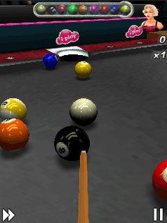 ��������� ���� �� �������� 2010 3D (World Championship Pool 2010 3D)