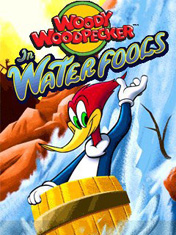 ���� �������� � ��������� (Woody Woodpecker In Waterfools)