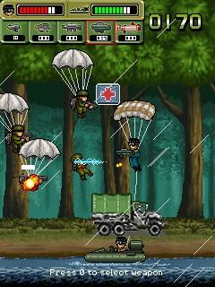 Болотные Рейнджеры (Swamp Raiders)