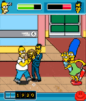 Симпсоны: Аркада (The Simpsons: Arcade)