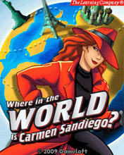 � ������ �� ������ ��������. ������������ ����������� (Where in The World is Carmen Sandiego?)