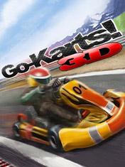 Go Carts 3D иконка