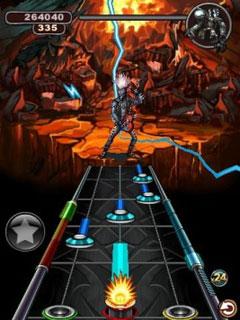 ����� ������ 6: ����� ���� (Guitar Hero 6: Warriors of Rock)