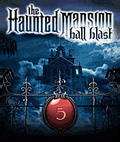 Haunted Mansion: Ball Blast
