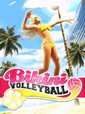 Bikini Volleyball