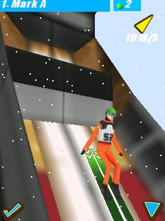 ������ c ��������� 2011 3D (Ski Jumping 2011 3D)