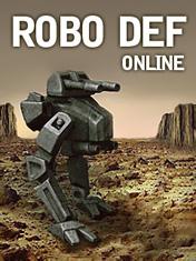 RoboDef Online иконка