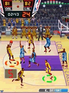 Баскетбол НБА 2010 (NBA Pro Basketball 2010)