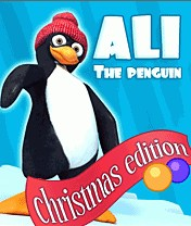 Ali The Penguin: Christmas Edition