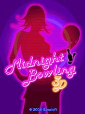 3D Midnight Bowling