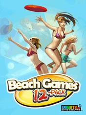12 ������� ��� (Beach Games 12 Pack)