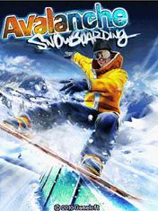 Прыжки со сноубордом (Avalanche Snowboarding)