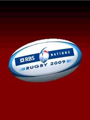 RBS 6 Nations: Rugby 2009 иконка