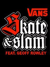 Vans: Skate and Slam