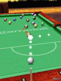 Полуночный Бильярд 3D (Midnight Pool 3D)