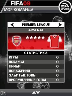 Футбол 2009 (FIFA 2009)