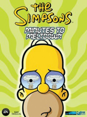 The Simpsons: Minutes To Meltdown иконка
