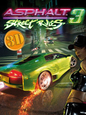 Asphalt Street Rules 3 3D иконка