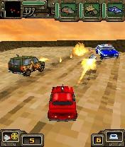 3D �����, ����� � ���������� (3D Guns, Wheels and Madheads)