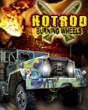 HotRod: Burning Wheels иконка