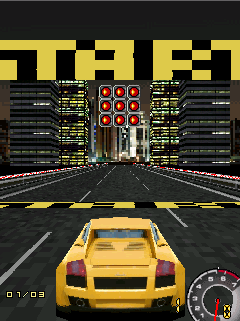 Street Racing: Mobile 3D