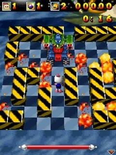 ������� ��������� 3D (Bomberman: Atomic 3D)