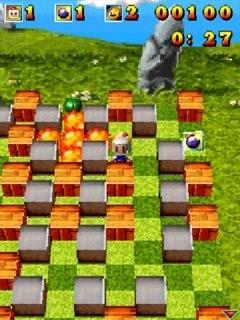 Атомный бомбермен 3D (Bomberman: Atomic 3D)