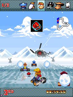 Rayman Kart