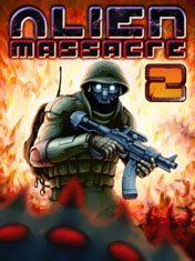 Alien Massacre 2 иконка