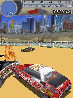 �����-����� 3D + Bluetooth (Crash Arena 3D)