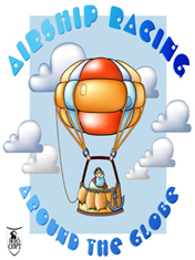����� �� �����: ������ ����� (Airship Racing: Around The Globe)